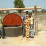 puits à Kirina